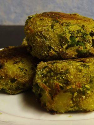 Spice it up! Crocchette di patate e piselli samosas style