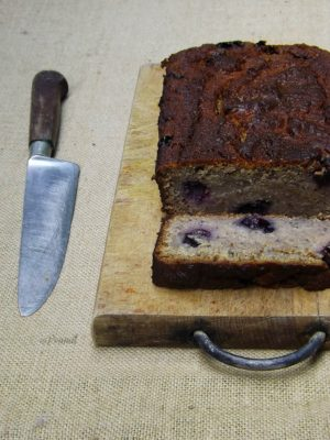 De glutinibus: un banana bread vegan e senza glutine