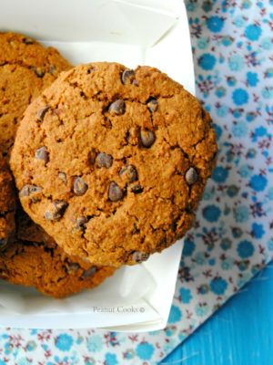 Pumpkin oatmeal chocolate chip cookies. Post *quasi* polemico ma con lieto fine.