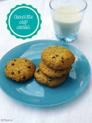 Rivincite. Con dei chocolate chip cookies vegani.