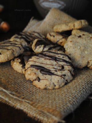 Biscotti mon amour – Golosi con tanti senza. (Ma con cioccolato, nocciole e grano saraceno)