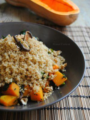 Lasciar(si) andare. Un buon proposito e un po' di quinoa per inaugurare il nuovo anno.