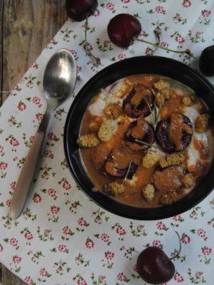 Sweet Kabocha: tutti pazzi per le ciotole vegan (e per l'Oatghurt!)