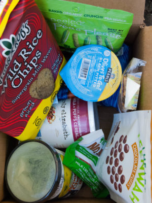 Vegan Cuts snackbox di Marzo review