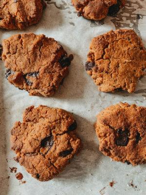 Otto ricette di biscotti